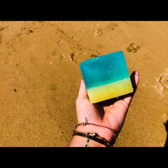 Other - Handmade Beach Soap